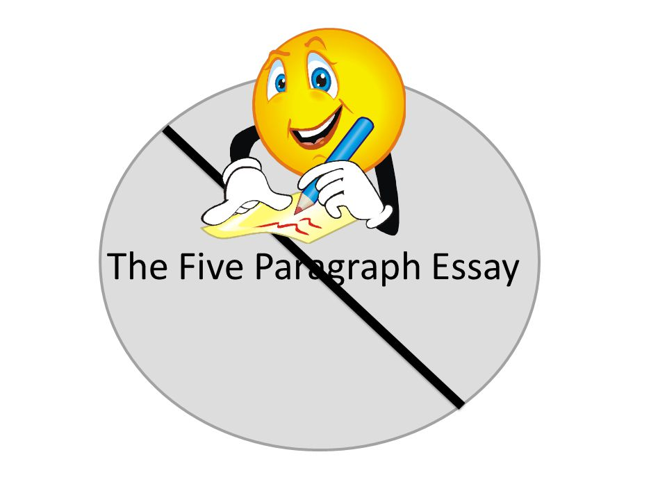 is the five paragraph essay bad A five-paragraph essay is a prose composition that follows a prescribed format of an introductory paragraph, three body paragraphs, and a concluding paragraph, and is typically taught during primary english education and applied on standardized testing throughout schooling.