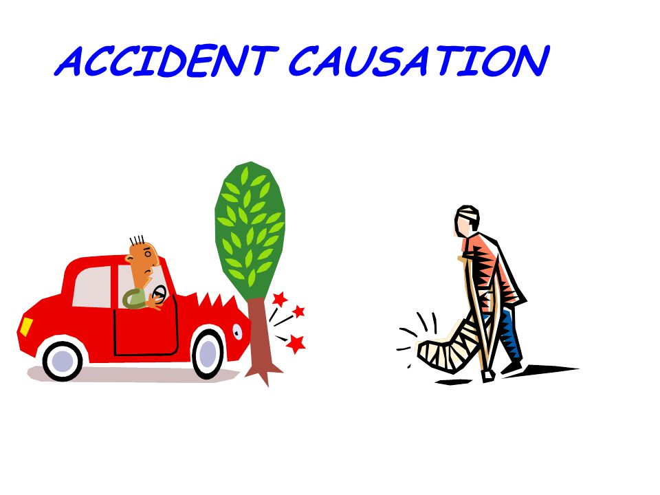 accident causation Welcome to this week's podcast, brought to you by proact safety for more information on how we help lead organizations towards excellence in performance and culture, please visit wwwproactsafetycom happy new year.