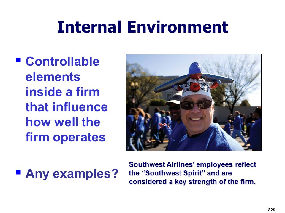 southwest airlines political economic sociocultural 25012008 the paper will use pest political environment, economic environment, sociocultural environment and technological environment analysis to examine whether international business activities have increased or decreased in the past 10 years in india the summaries will study international business contributed or not to the economic.