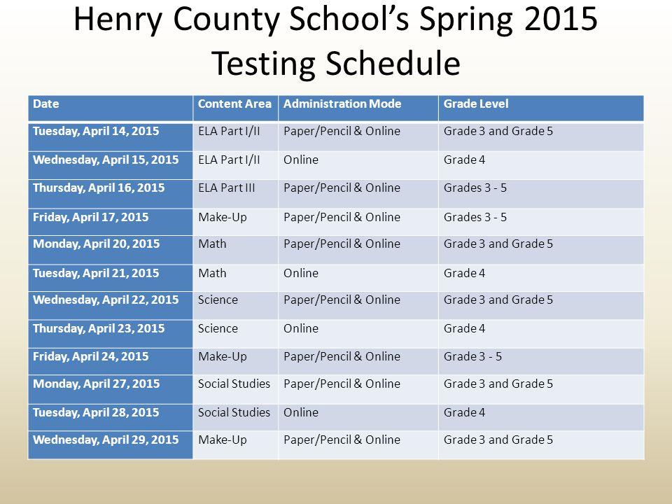 Schools closed Wednesday | News | henryherald.com