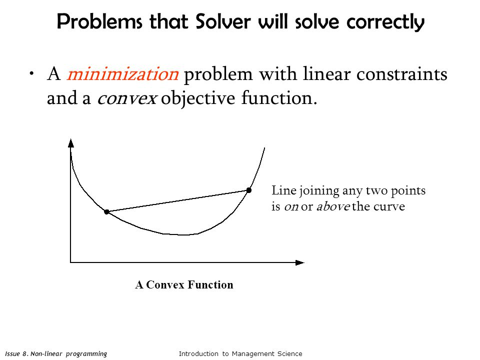 Applications of Linear Programming for Solving Business Problems | Economics