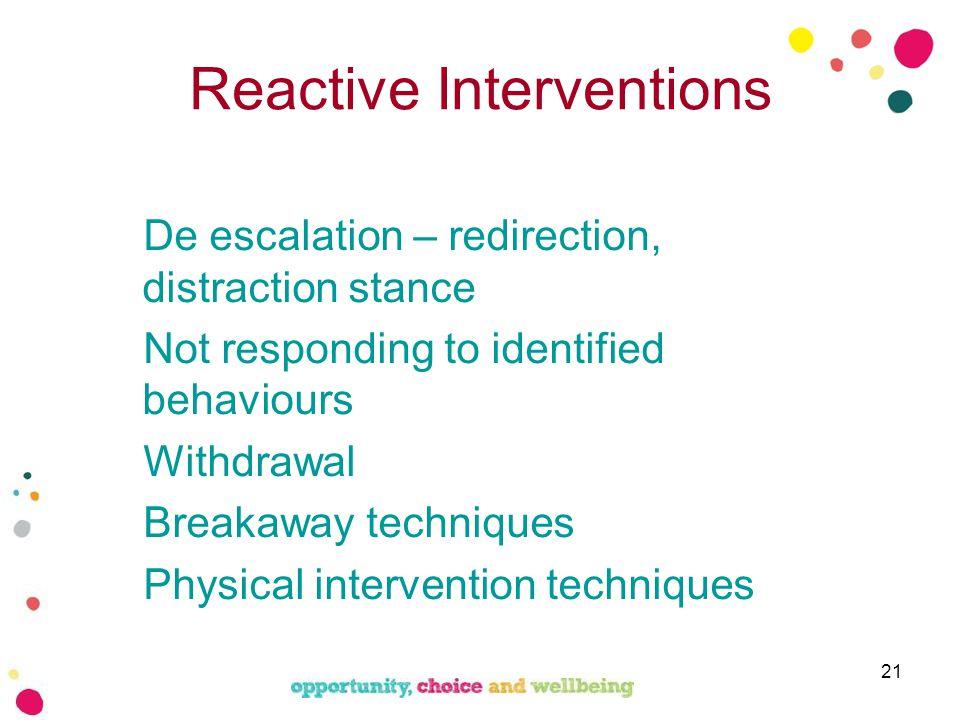Introduction To Understanding Challenging Behaviour