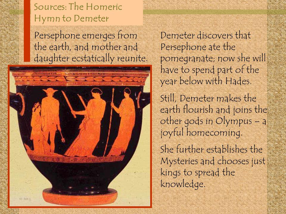 the homeric hymns to pdf