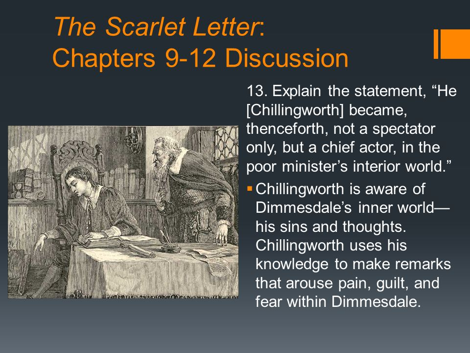 """guilt in the scarlet letter and Keywords: """"the scarlet letter"""", puritanism sin and punishment salvation  but  dimmesdale prevents himself from acknowledging his guilt in public instead."""