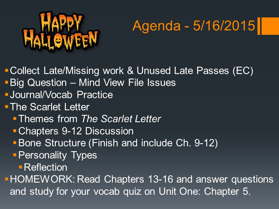 english 11 honors october 31, ppt video online download