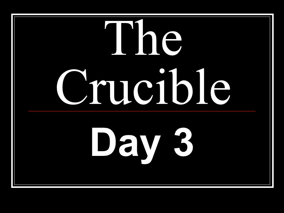 the love triangle in play crucible by arthur miller The crucible by arthur miller directed by scott p calhoon resource guide can get the man she love s however and called him in to appear before the committee his 1953 play, the tony award-winning the crucible.