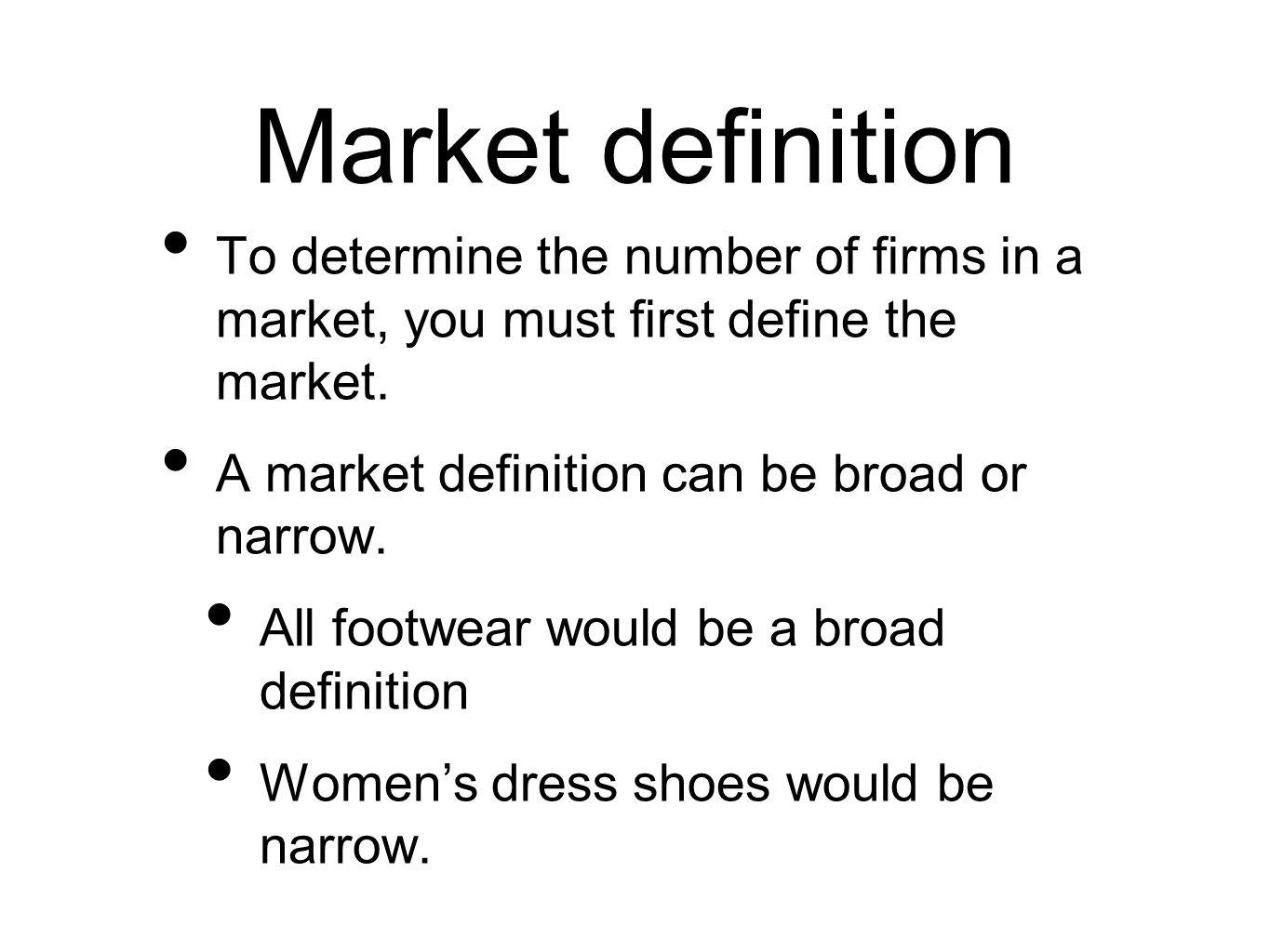 To trade definition