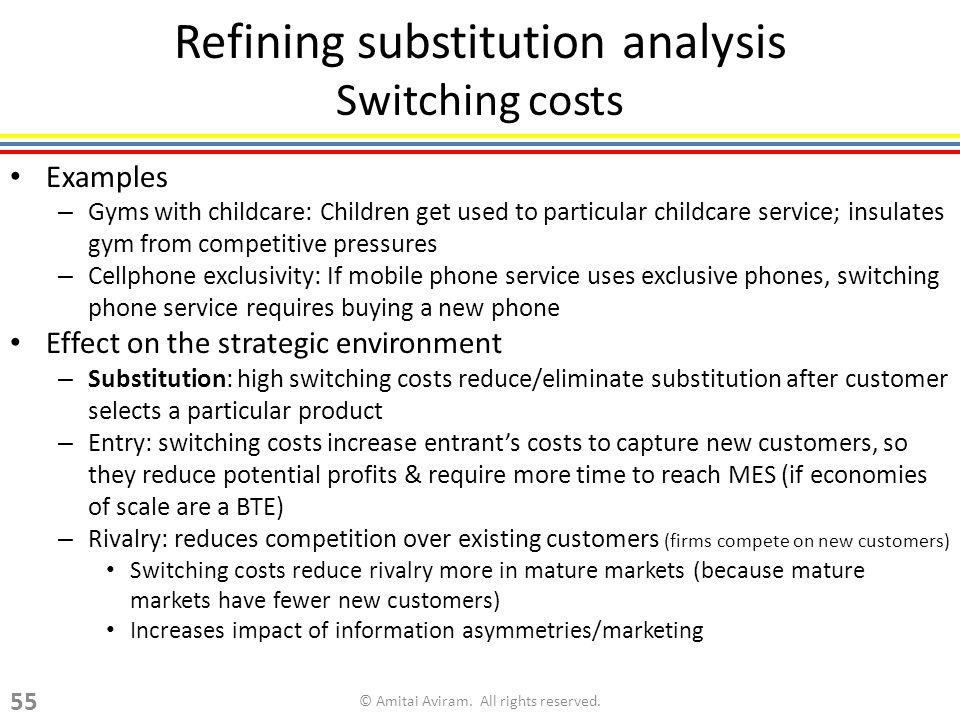 switching costs Pdf | the management of customer switching costs has been hampered by the  lack of a comprehensive typology for conceptualizing, categorizing, and.