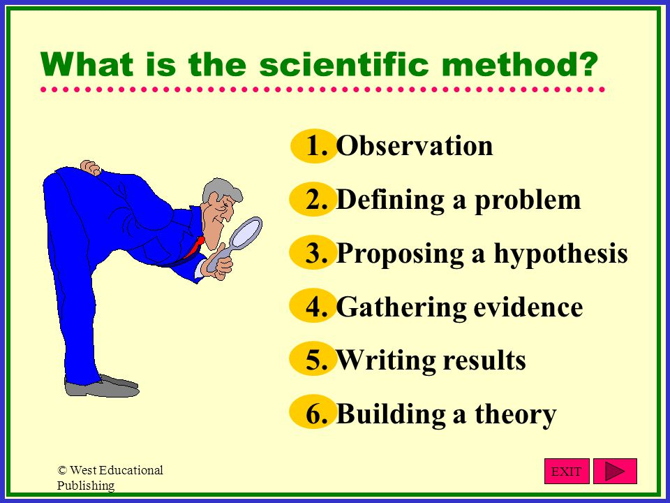 describe the process of scientific method and theory development Have students work in pairs to describe the scientific process scientific method big idea 2- the characteristics of scientific knowledge.