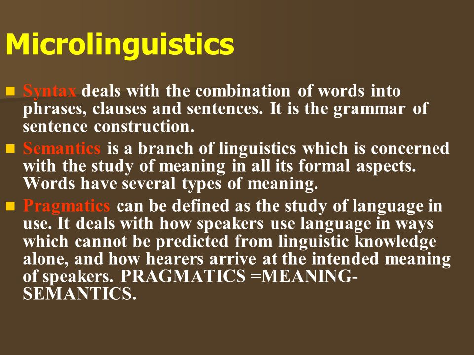 Branches of Linguistics – All About Linguistics