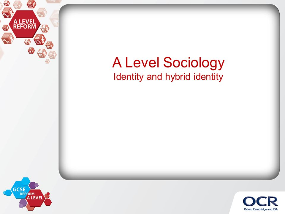 "the sociological understanding of agency identity and colonialism A philosophical-sociological  in a more narrow sense, this understanding of the ""power of language"" is a  this identity-forming power of language is not a."