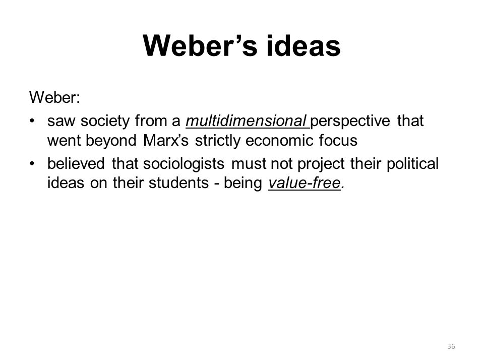 marx vs weber conflict theory Essays - largest database of quality sample essays and research papers on marx vs weber conflict theory.
