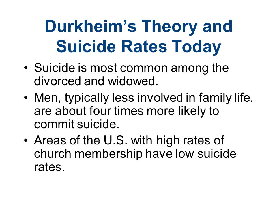 emile durkheim is most identified with what area of study Emile durkheim was a sociologist who researched the act of suicide within the countries of france, england, and denmark he focused not on the individual characteristics of the people who commit such an act, but the varying social factors that influence people to commit suicide.