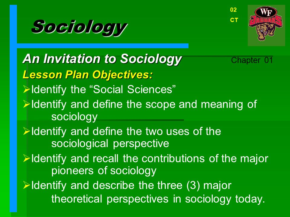 Sociology Major or Minor