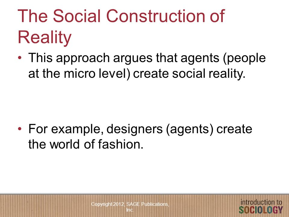 the social construction of reality buy the social construction of