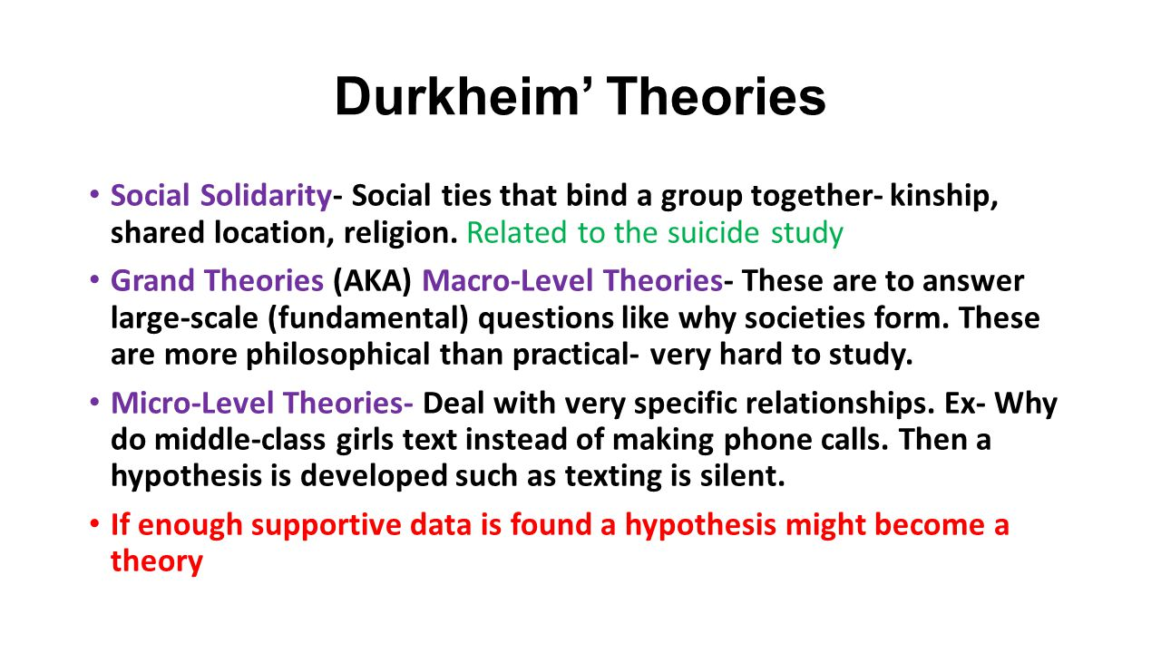 durkheim social solidarity essay