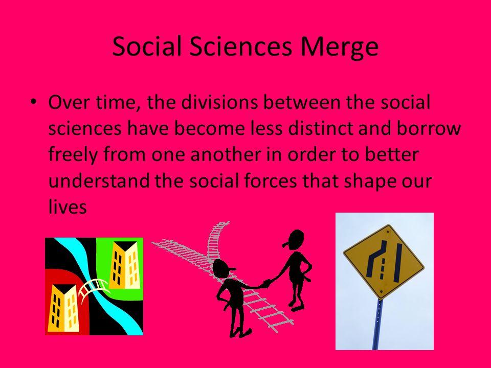 Social Sciences Merge