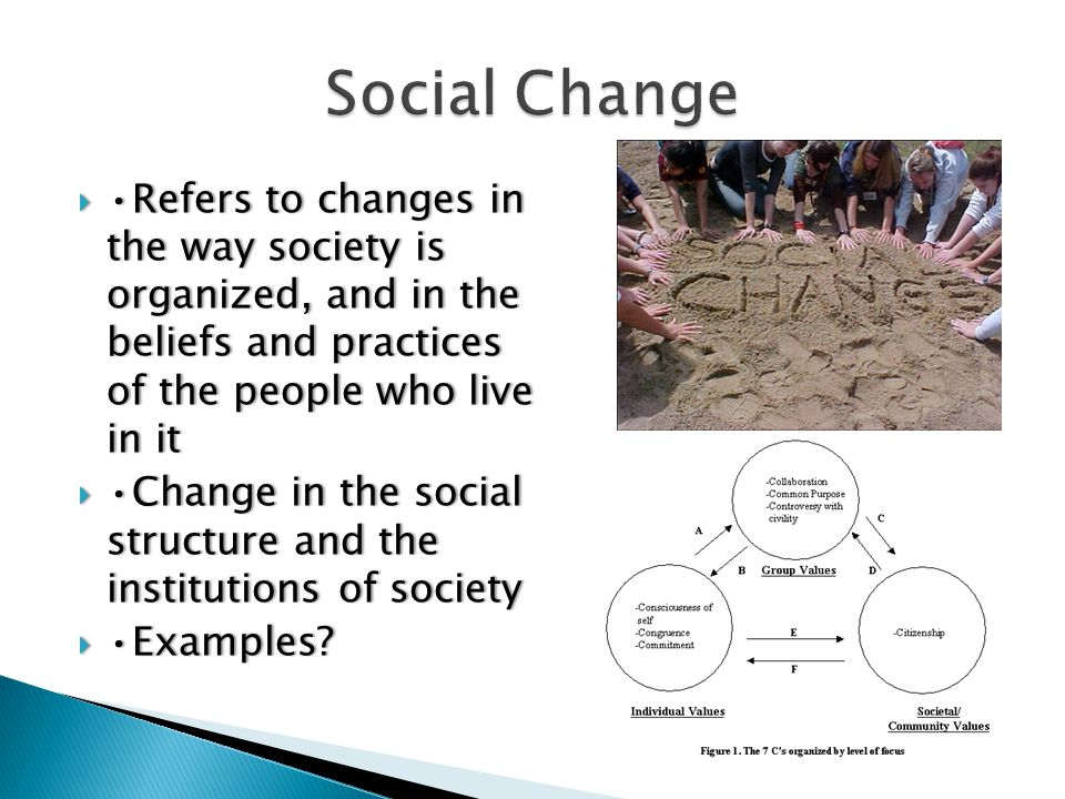 the changes of social structure in Change the social structure the gap between rich and poor has reached an alarming level to narrow this perilous gap and maintain social harmony, the government must help low-income families climb up the social ladder, says an article in guangzhou daily.