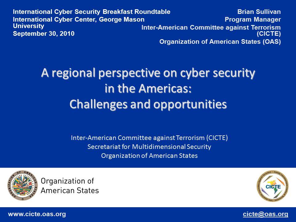 cyber security presentation