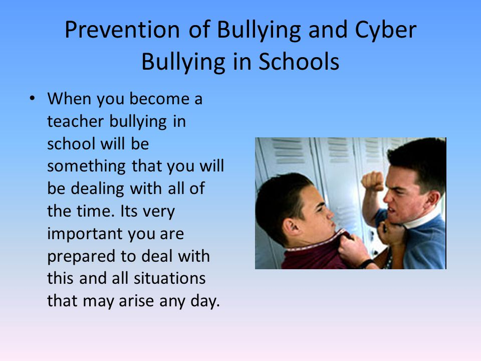 Cyberbullying Laws and School Policy: A Blessing or Curse?