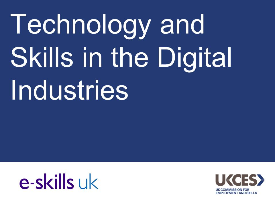Literature review on information technology industry