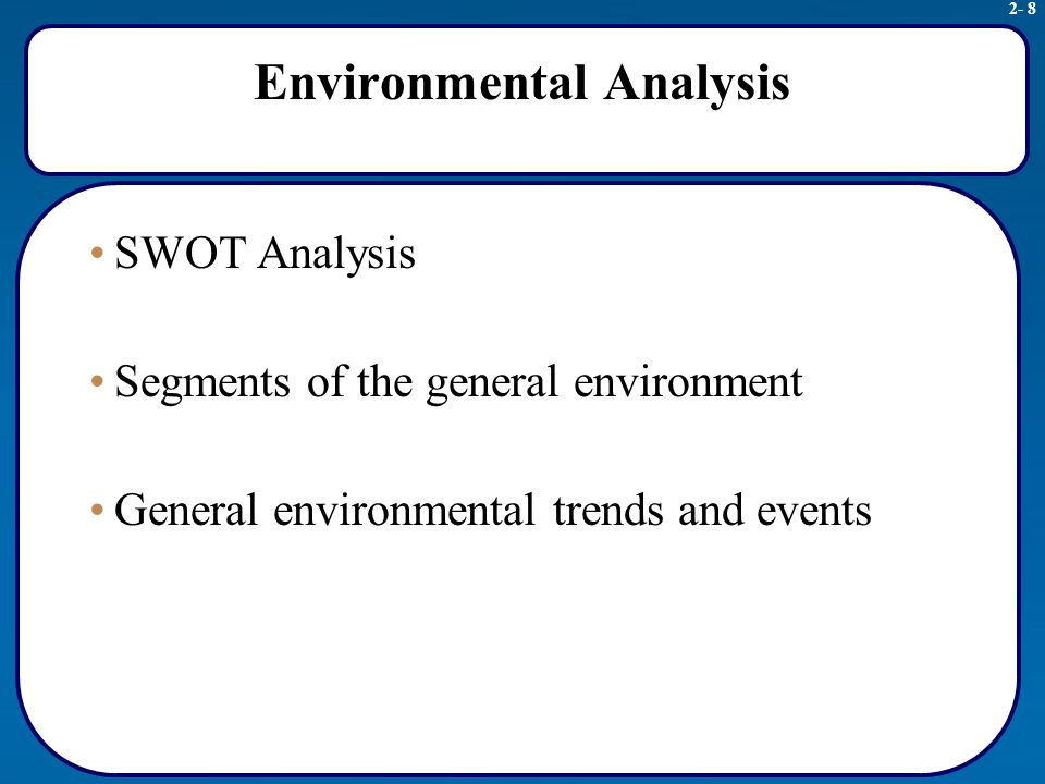 bose environmental trend analysis External environmental analysis analyzing the external environment is a difficult determining the timing and significance of the effects of environmental trends that have been identified strategic management- chapter two.