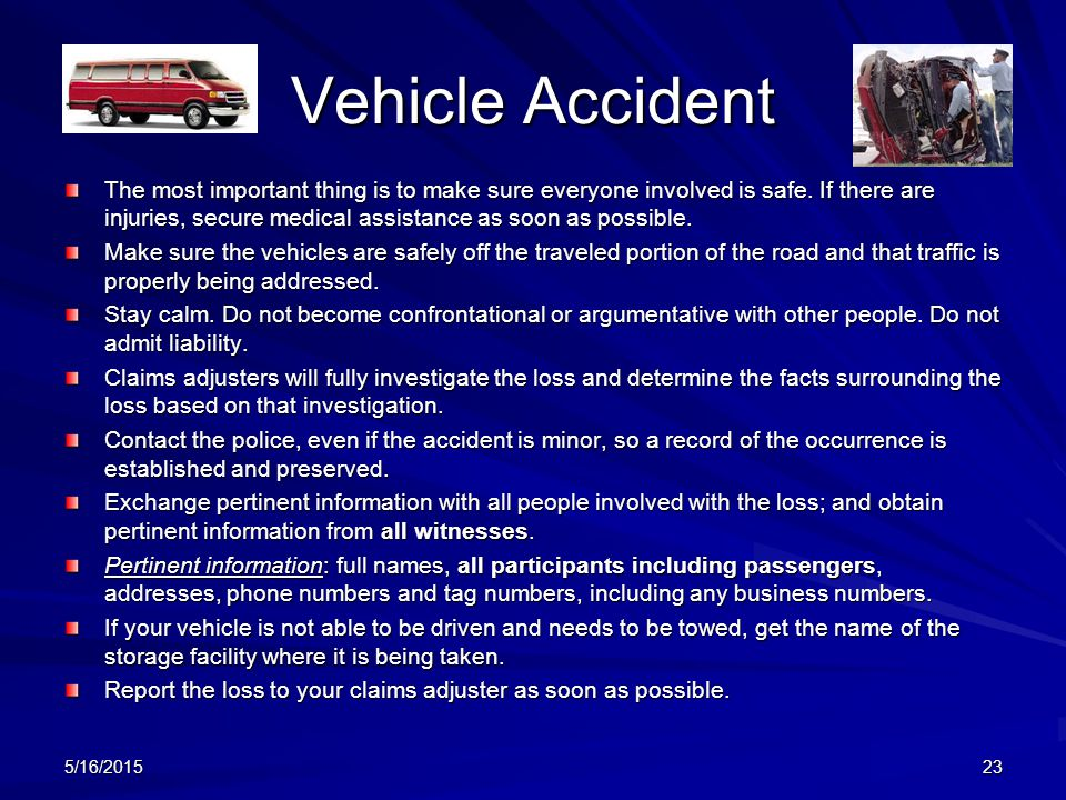 Motor vehicle safety program passenger van safety ppt for Department of highway safety and motor vehicles phone number