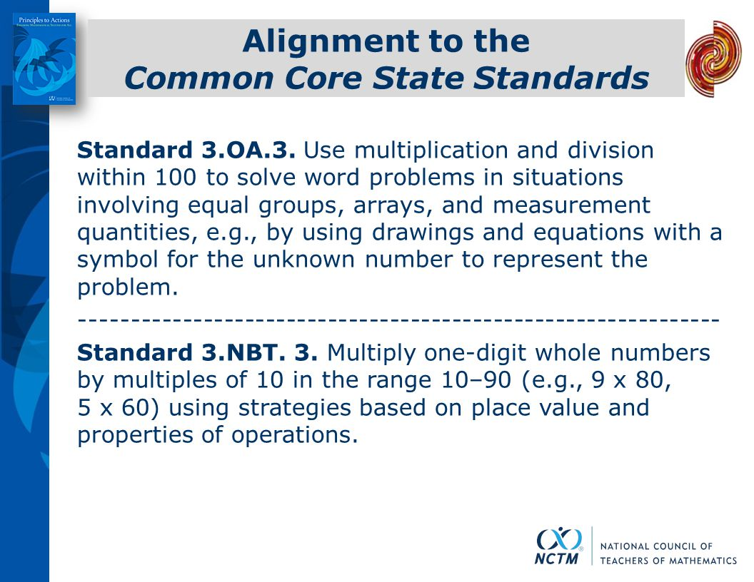 Practices to actions ensuring mathematical success for all ppt 22 alignment biocorpaavc Gallery