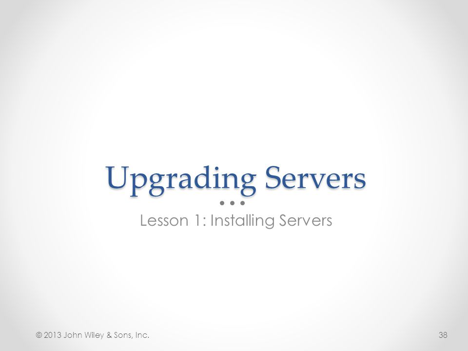 lesson 1 introducing installing and upgrading Configuring cisco mds 9000 switches v 20  lesson 1: introducing the cisco mds 9000 series switch  upgrading switch software lab 3: installing.