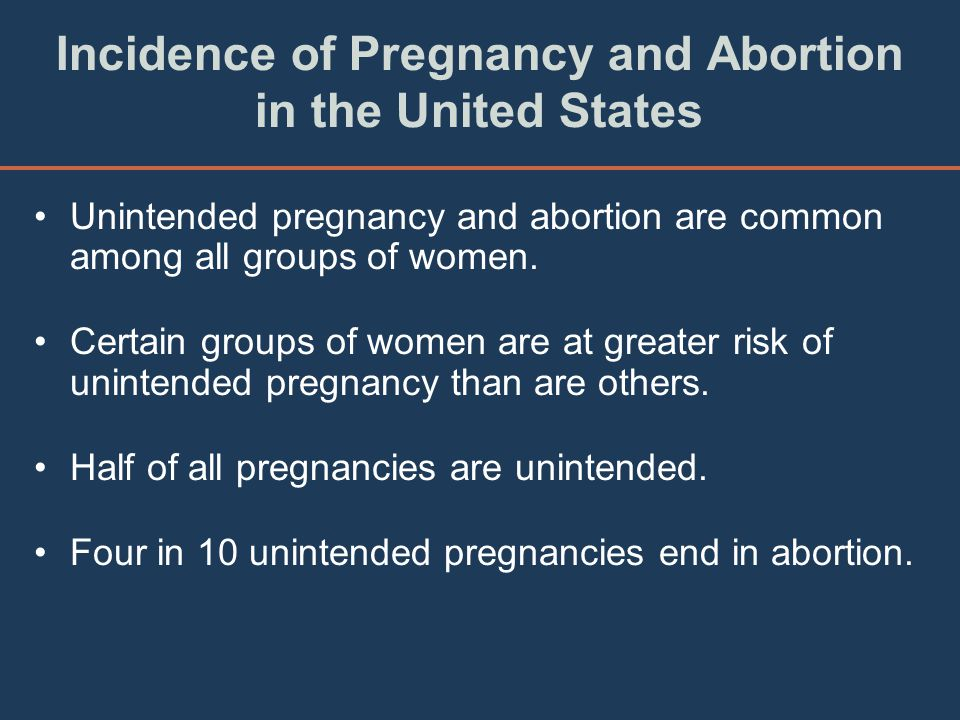 an overview of the immorality of the abortions in the united states Sin spanking stem cells abortion access overview of abortion: how often are abortions performed: in the united states.