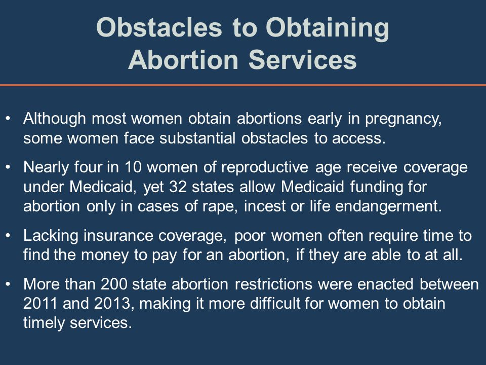 an overview of the legality of abortion in the united states The medical profession and the legal profession each looked to the other to define the legality of abortion  abortion in the united states,  overview of.