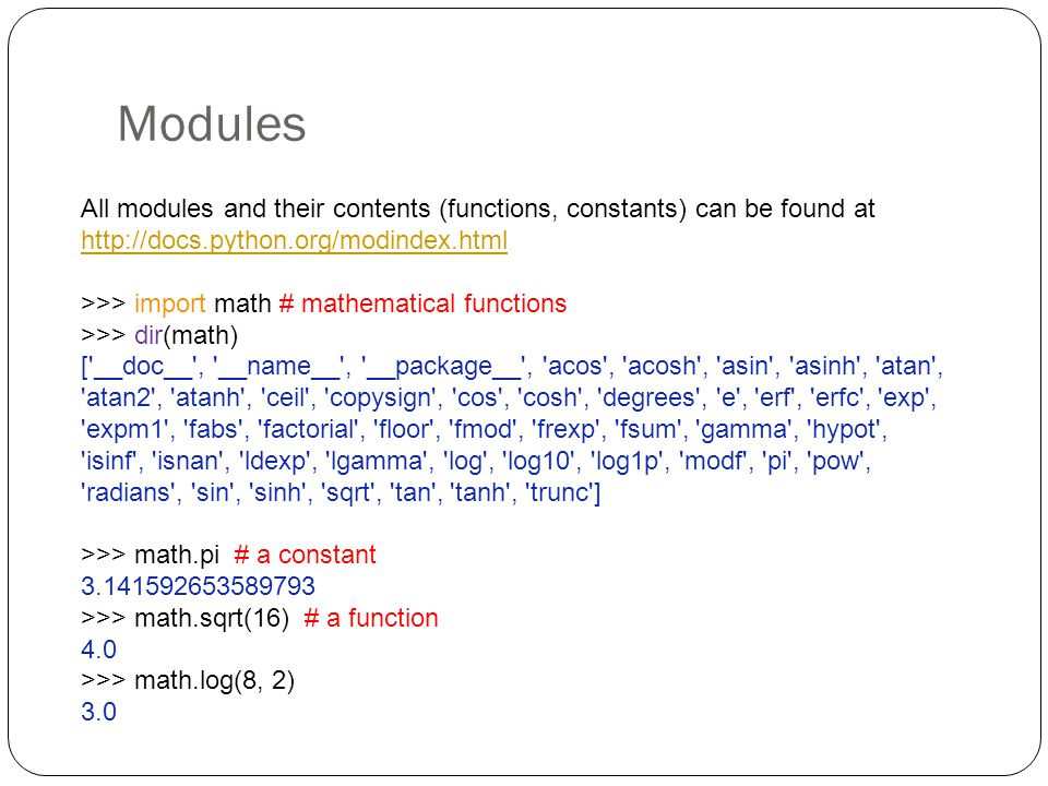 ... Mathceil Python 3 By Programming For Engineers In Python Ppt Download  ...