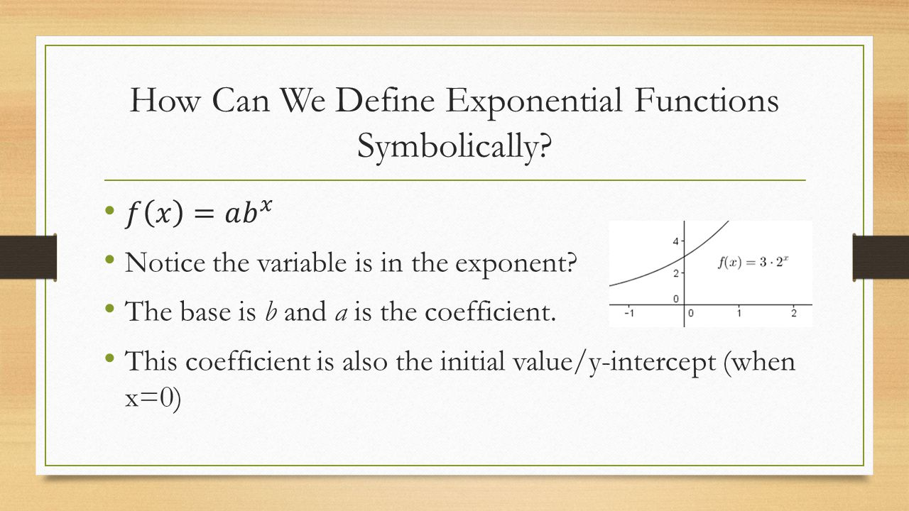 Exponential functions worksheet word problems