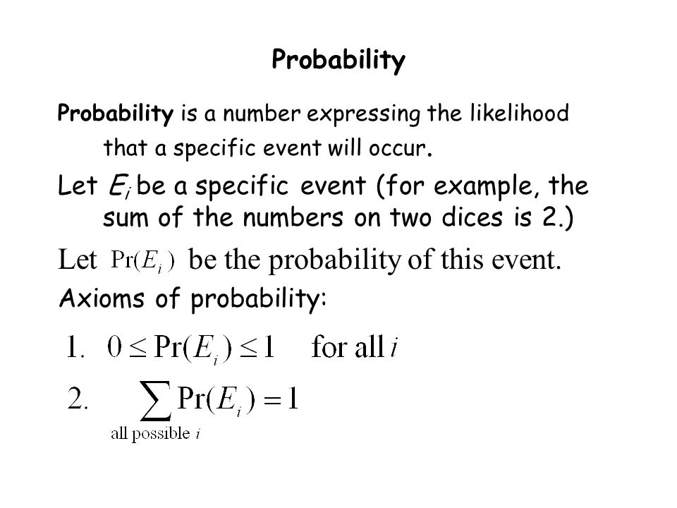 Let be the probability of this event.