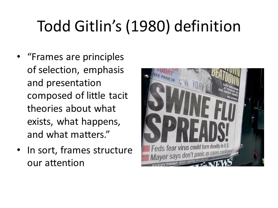 todd gitlin summary on media In occupy nation, social historian todd gitlin—a former leader of the students  occupy nation is a concise and incisive look at the occupy  media publicity.