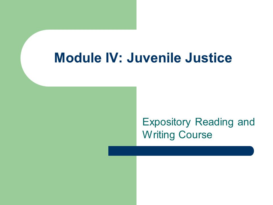 juvenile justice system essay This free criminology essay on juvenile justice systems is perfect for criminology students to use as an example.