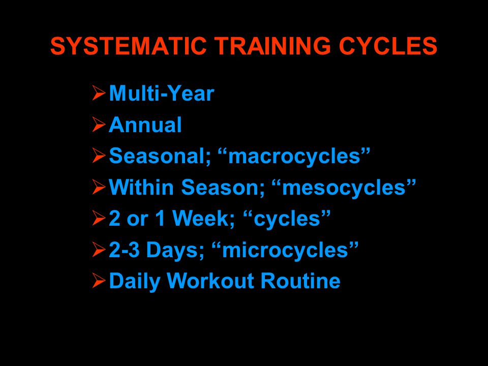 the systematic training cycle Abstract:human resource development practitioners have employed systematic  training cycle approach to build competencies of the business trainees over the.