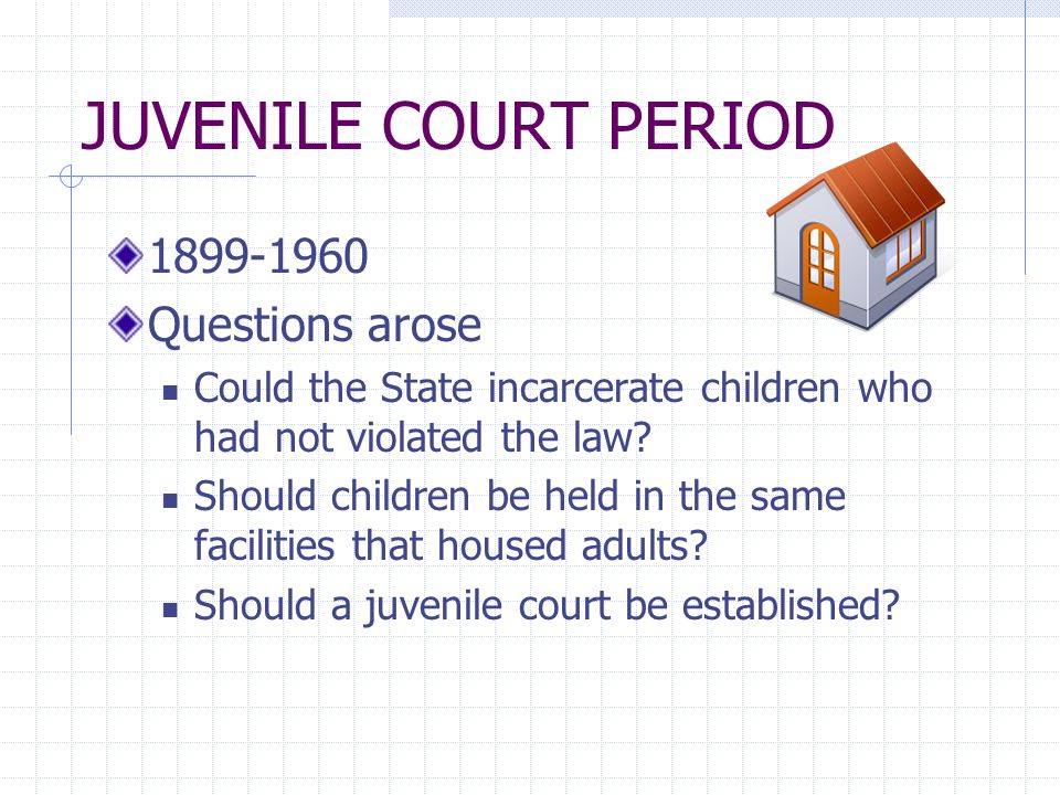 an argument in favor of trying juveniles as an adult The final argument in favor of trying juveniles as adults it that children are becoming increasingly violent violent crime perpetrated by children is not an anomaly gangs and drugs have impacted youth culture in such a way that in many areas children are more deadly, not less deadly, than adult offenders.