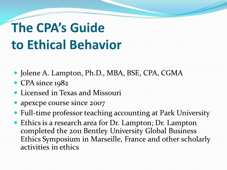 accounting ethics 2 How to use ethic in a sentence ethics vs morals: is there a difference the discipline dealing with what is good and bad and with moral duty and obligation  2 a.