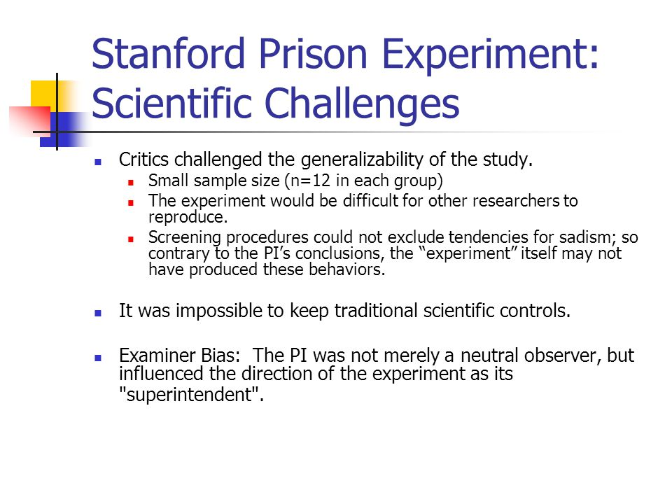What are the Zimbardo Prison Experiment Ethical Issues?