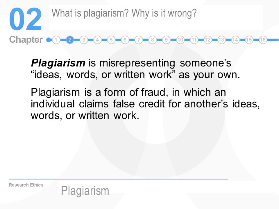 what is plagiarism and why is Plagiarism: what it is and why it is a problem many people wonder if there is anything left that is not written or talked about everything is on the search engines.
