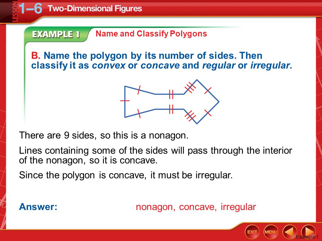 There Are 9 Sides, So This Is A Nonagon Maths How To Find Find Perimeter