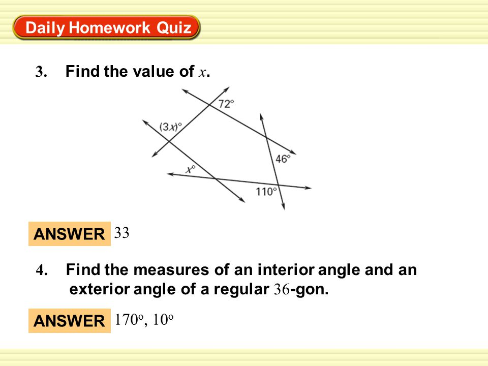 1 If The Measures Of Two Angles Of A Triangle Are 19 Ppt Video Online Download