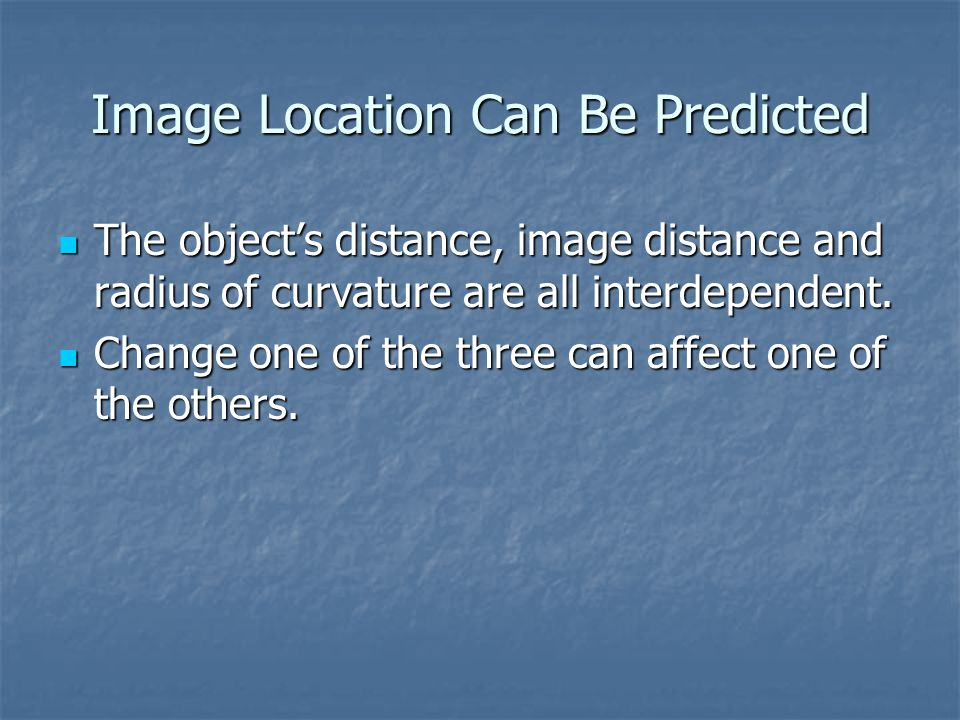 Image Location Can Be Predicted