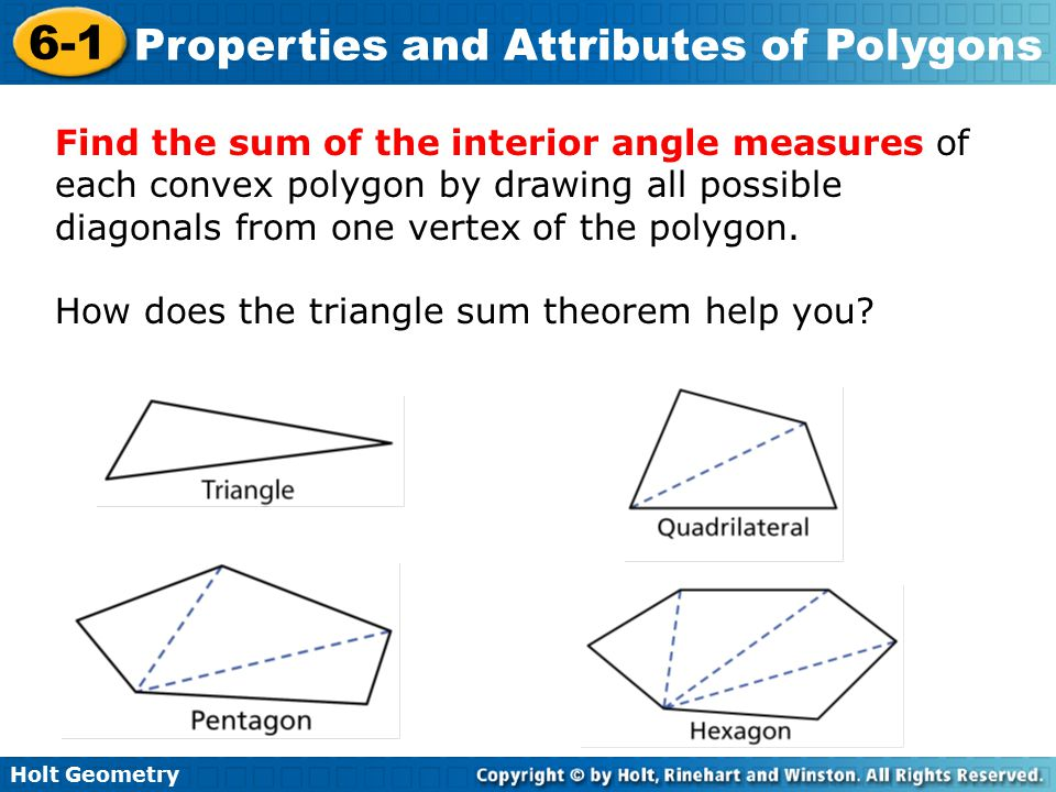 6 1 Classify Polygons Based On Their Sides And Angles Ppt Download