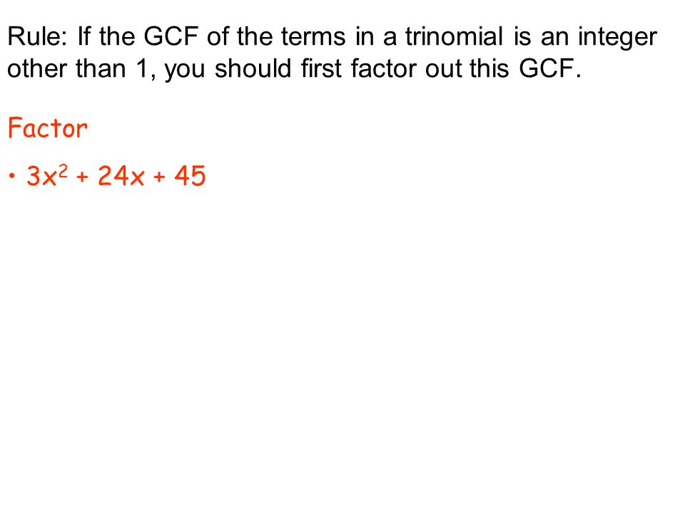 Factoring polynomials worksheet with answer key