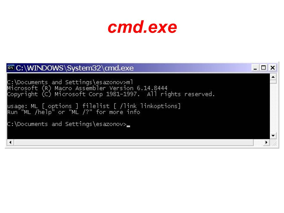 how to download through cmd