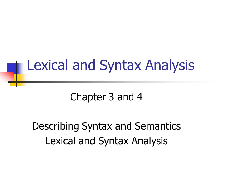 semantics and syntax relationship quizzes