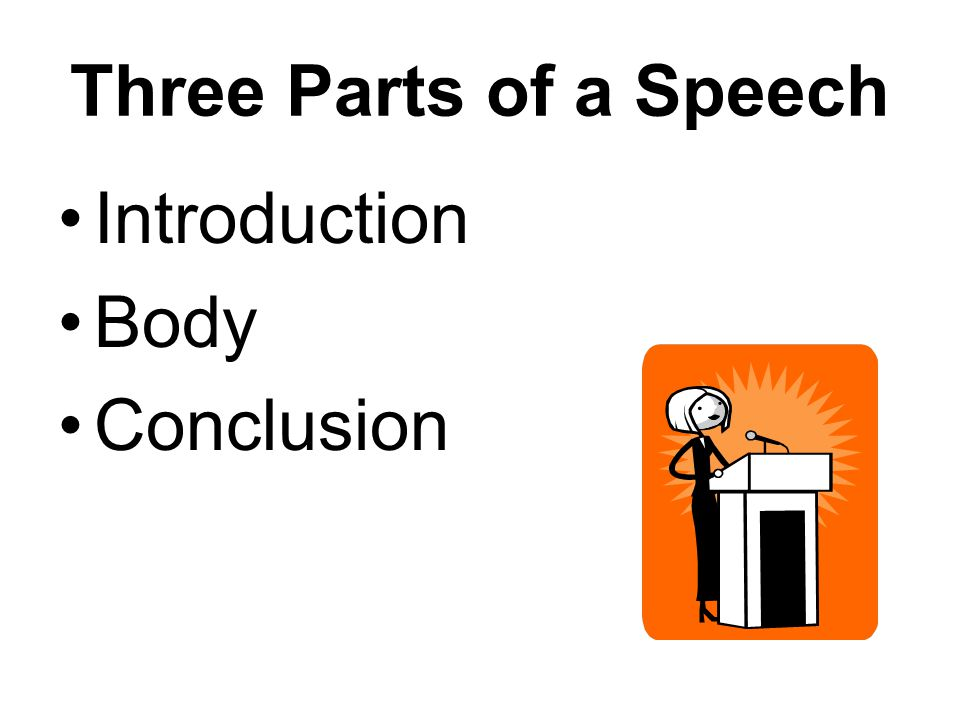how to write a conclusion for a speech Conclusion paragraphs  writers have just taken the reader through a organized and convincing essay now readers seek satisfaction by reading a conclusion statement that wraps up all the main points nicely.
