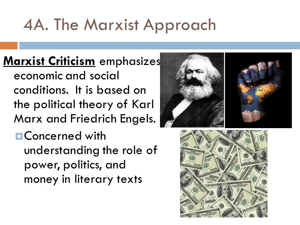 marxist analysis Marxist literary criticism karl marx considered to be founder of the socialist and communist movement, the predecessors of mlc with the book, the communist manifesto by ethan ling, kevin murray, and alex wan history movement began during the industrial revolution both marx and engels anticipated .